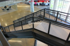 Our colleague Texas Bomanite installed over 70,000 SF of Bomanite VitraFlor custom polished concrete flooring throughout The Richards Groups building, creating stunning surfaces that enhanced the quality of the space and their expertise and attention to detail resulted in an under budget and beautiful finished product that earned them the 2015 Best Bomanite Custom Polishing Gold Award.