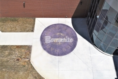 Bomanite Alloy was installed here to create a highly durable concrete paving surface that is perfect for light to moderate duty vehicular traffic and foot traffic and provides increased surface and slip resistance.