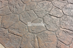 The Bomanite Bomacron Canyon Stone pattern is a classic design with an earthy, natural stone appearance and adds rich texture, elegant beauty, and sustainability that make it the perfect choice for the hardscape walkways throughout the Tanger Outlets Fort Worth.